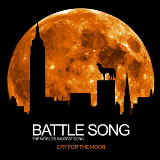 saddest song, cry for the moon battle song